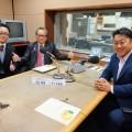 ラジオ日本「価値組ビジネス」の収録に行って参りました!