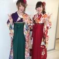 卒業式・入学式の 袴の着付け 好評承り中です! | 2017年 | Part2