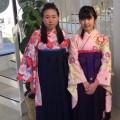 卒業式・入学式の 袴の着付け 好評承り中です! | 2017年