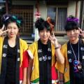 日本四大舞楽のひとつ | 谷地どんがまつり