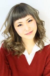 モデル:大塚裕香梨さん