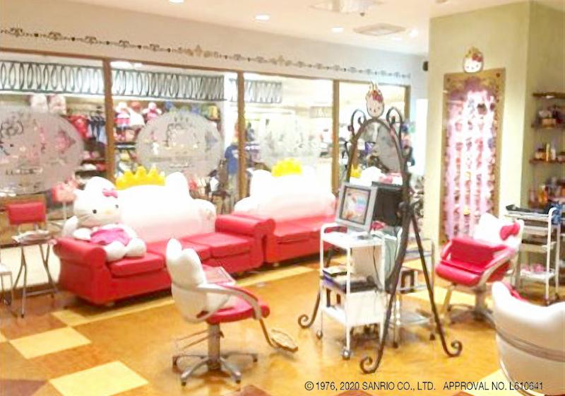 Hello Kitty Studio WONDER そごう横浜店
